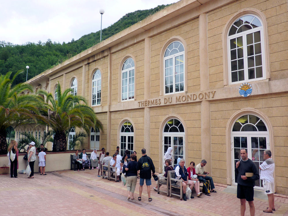 Station Thermale Amélie les Bains - Chaîne Thermale du Soleil