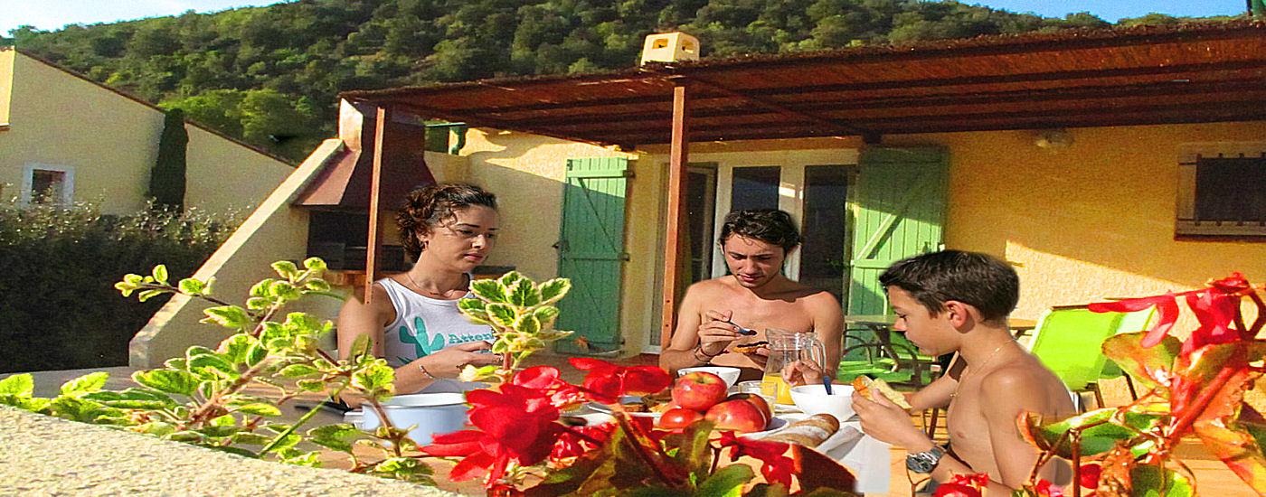 Gîte Rural Amélie les Bains - Gîtes de France
